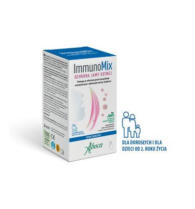 Immunomix ochrona jamy ustnej - 30ml - Aboca