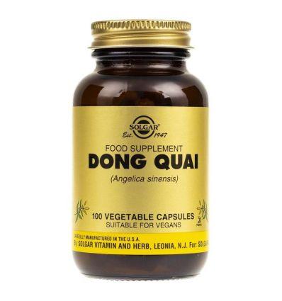 Dong Quai Dzięgiel chiński - 100kaps - Solgar
