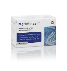 MG-Intercell Cytrynian Magnezu - 60kaps - Mito-Pharma