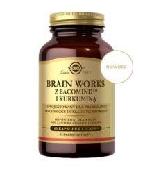 Brain Works - 60Kaps - Solgar