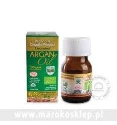 Olej arganowy kosmetyczny butelka szkło - 30ml - Maroko