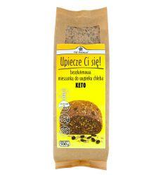 Mieszanka Chleba Bezglutenowego Keto - 500g - 5 Przemian
