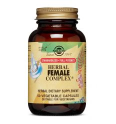 Herbal Female Complex SFP - 50kaps - Solgar