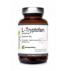L-Tryptofan aminokwas - 60kaps - Kenay