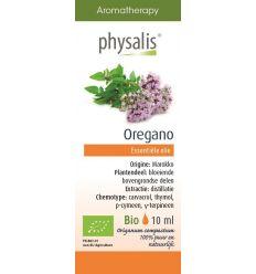 Olejek Eteryczny Oregano Bio - 10ml - Physalis