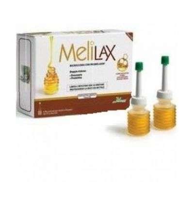 Melilax mikrowlewki dorośli - 6x10g - Aboca