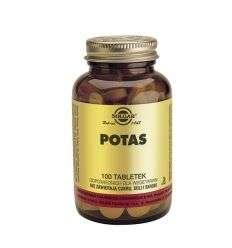 Potas - 100tabl - Solgar