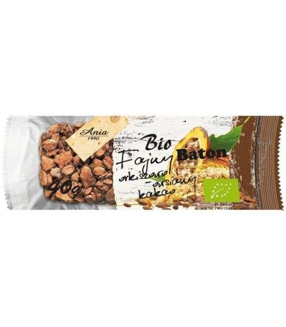 Baton orkiszowo owsiany kakao - 40g - Ania
