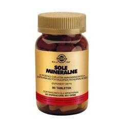 Sole mineralne 100proc chelat - 90tabl - Solgar