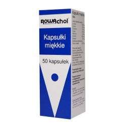 Rowachol - 50kaps - Rowa Wagner