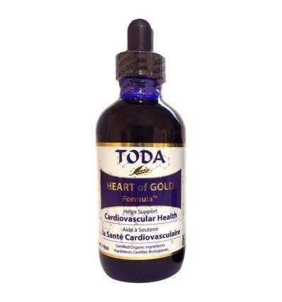 Heart of Gold Formuła - 120ml - Toda