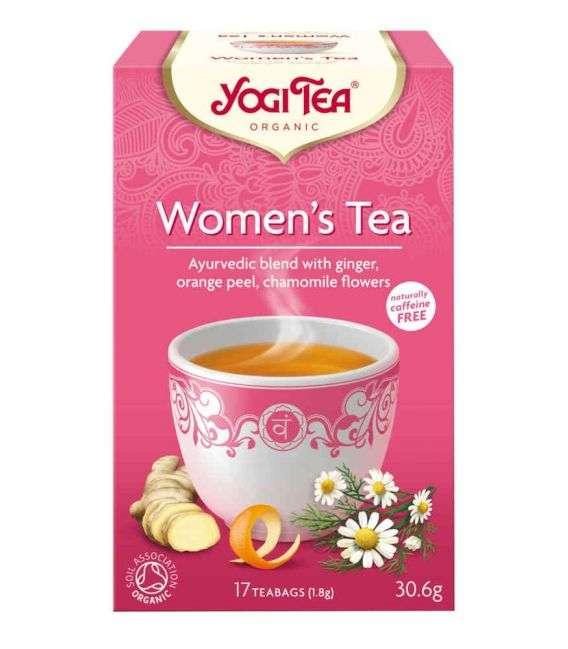 Women`s Tea - 17x1,8g - Yogi Tea