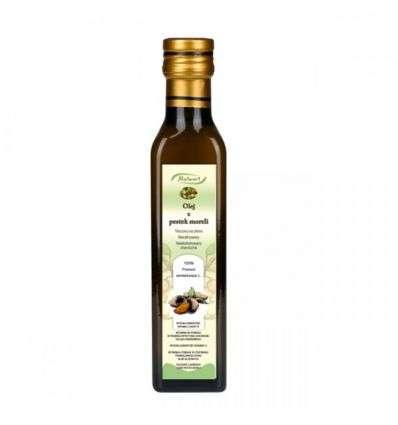 Olej z pestek Moreli gorzkiej - 250ml - Natuwit