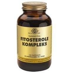Fitosterole kompleks - 100kaps - Solgar