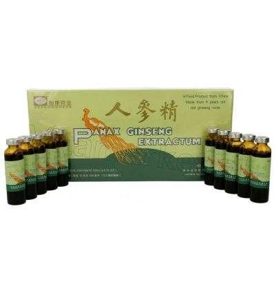 Panax Ginseng Extract 2000mg - 10amp - Meridian
