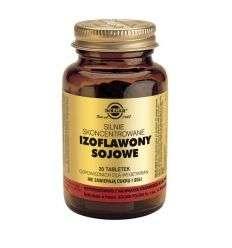 Izoflawony Sojowe - 30kaps - Solgar