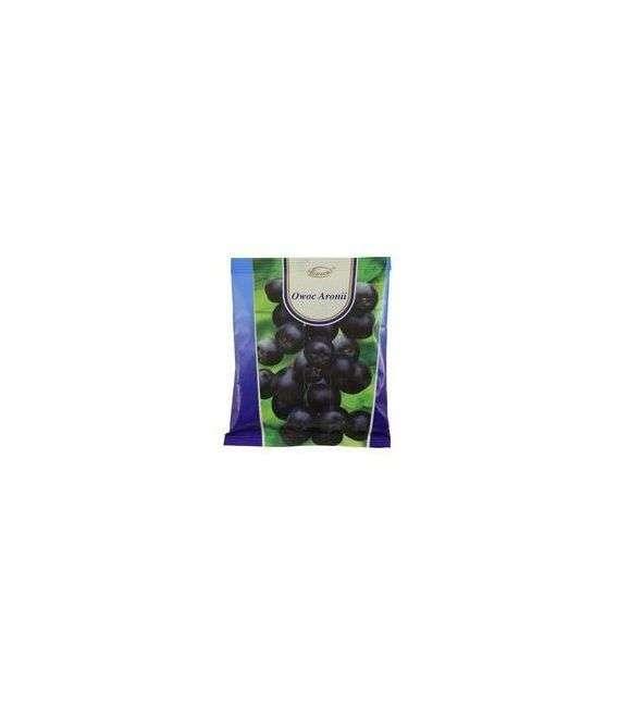 Aronia czarna owoc - 50g - Kawon
