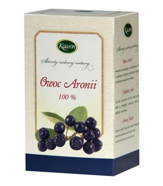 Aronia owoc fix - 30 x 2g - Kawon