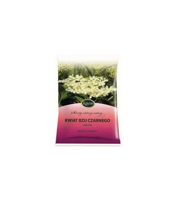 Bez czarny kwiat - 50g - Kawon