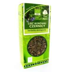 Borówka czernica liść - 25g - Dary Natury