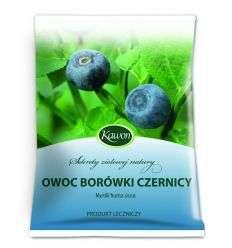 Borówka czernica owoc - 25g - Kawon
