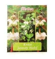 Jasnota biała kwiat - 25g - Herbex