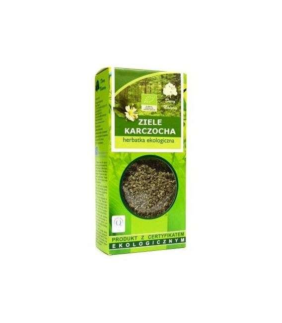 Karczoch ziele - 50g - Dary Natury