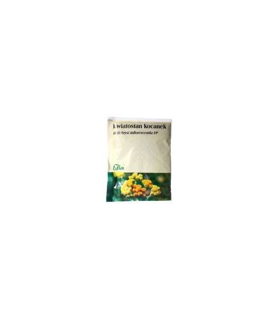 Kocanka kwiatostan - 50g - Flos