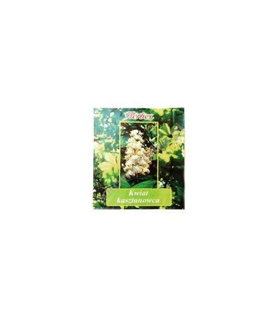 Kwiat kasztanowca - 50g - Herbex