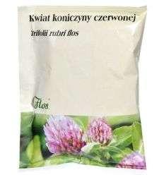 Koniczyna Czerwona kwiat - 50g - Flos