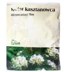 Kasztanowiec kwiat - 50g - Flos