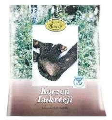 Lukrecja korzeń - 50g - Kawon