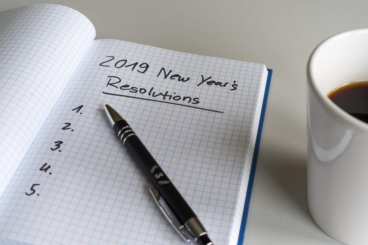 Zdrowy krok w Nowy Rok – postanowienia na 2019